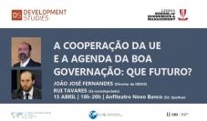 A Cooperação da UE e a agenda da boa governação: Que futuro?