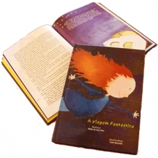 """A terceira edição do livro """"A Viagem Fantástica"""" já está disponível"""