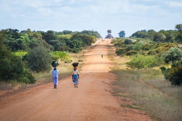 """""""COVID-19, prevenção é a solução"""" arranca em Moçambique"""