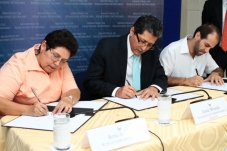 Oikos em El Salvador: participação ativa na sociedade salvadorenha
