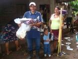 Oikos apoia famílias afectadas pela Tempestade Tropical Agatha
