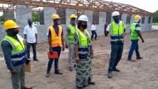 Construção inovadora para proteger escolas de desastres naturais em Moçambique