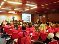 Projetos de Educação para a Cidadania Global da Oikos marcam presença em Aveiro