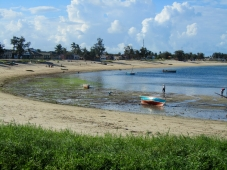Solução para Plásticos Marítimos na Ilha de Moçambique protegendo e valorizando o ecossistema marinho