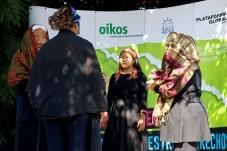 Jovens organizados realizaram festival cultural e lançam nova campanha