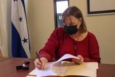 Foi assinado um acordo para prevenção da tortura nas Honduras