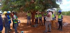 Oikos e UN HABITAT capacitam técnicos em construções resilientes