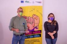 Oikos em El Salvador e organizações parceiras ganham novas competências em igualdade de género e direitos humanos
