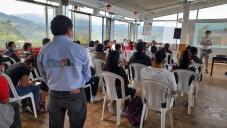 Formados mais de 400 jovens em Multiculturalidade e competências transversais na Colômbia