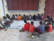 A Oikos no terreno: resposta à crise em Cabo Delgado