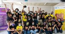 1ª edição da Escola de jovens defensores de Direitos Humanos concluída com sucesso em El Salvador!
