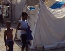 Campanha no Haiti