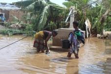 Ciclone Eloise atinge Moçambique na pior altura: pobreza extrema, crise humanitária e COVID-19