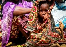 15.750 recebem bens de primeira necessidade em Moçambique