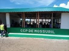 Pescadores do conselho de Mossuril, Moçambique, têm agora sede segura e embarcação motorizada