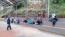 Intercâmbio de experiências de projetos produtivos e iniciativas sociais e comunitárias com jovens na Colombia
