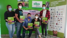 Organizações Juvenis em El Salvador pedem compromisso real da agenda política com os jovens!