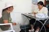 Testemunho de Dona Justa More Yovera: projeto de banana orgânica no Peru oferece apoio médico aos produtores