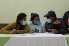 Organizações Juvenis na Colômbia conhecem resultados do seu Índice de Capacidade Organizacional